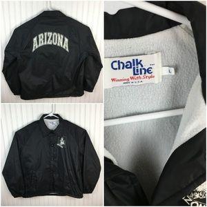 Chalk Line Nylon Jacket Arizona Snap Front Vintage
